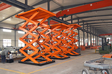 ChinaHydraulic Scissor Car LiftCompany
