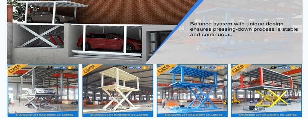 China best Double Deck Car Parking System on sales