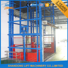 China Hydraulic Vertical Lifting Equipment , 2 Ton Warehouse Heavy Duty Lift Tables supplier