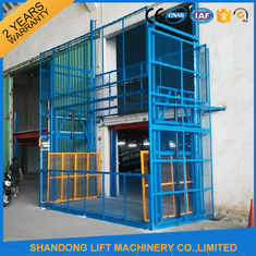 China 5m Vertical Hydrualic Platform Lift  for Warehouse Cargo Lifting 3 ton Lifting Capacity supplier