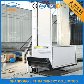 China 250kgs 4.5m CE Hydraulic Home Wheelchair Elevator Disabled Hydro-wheelchair Lift supplier