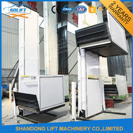 China Outdoor Wheelchair Lift Electric Disabled Lift for Elder with 6m 250kgs supplier