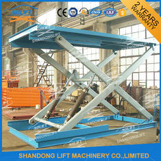 China Mini lift 2500 small home car lift tables with CE , automotive scissor lift supplier