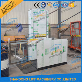 China 250KG 1.5M Home Wheelchair Elevator Electric - hydraulic Warehouse Wheelchair Lift supplier