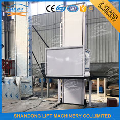 China Small Wheelchair Platform Lift 250kg Rated Loading With 2 Year Warranty supplier