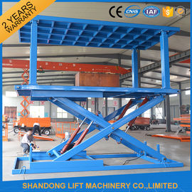 China 6T 3 Portable Hydraulic Car Lift / Automated Car Parking System With CE Certified supplier