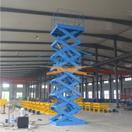 5T 6M Warehouse Cargo Lift With CE