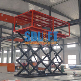 China 3T 6M Double Deck Car Parking System For Underground 2 - Cars Parking supplier