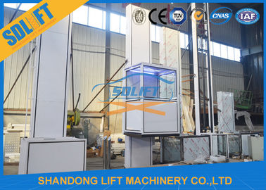 China OEM Design 1-6m Handicapped Chair Lifts With Cabin , CE And SGS Certified supplier