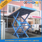 China Car Hoists for Home Garage , Residential Hydraulic Car Lifting Equipment 3000kgs factory