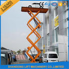 China High Rise Hydraulic Scissor Ever Eternal Car Lift  for Home Garage 3T Loading factory