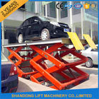 China CE Hydraulic Car Parking System Double Scissor Lift Table with 2m - 12m Lift Height factory