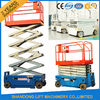 China Self Propelled Elevating Work Platforms , CE Hydraulic Electric Aerial Lift Scaffolding factory