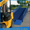 China Warehouse Hydraulic Container Loading Ramps 0.9m - 1.8m Lifting Height CE ISO9001 SGS factory