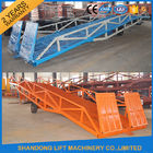 Adjustable Loading Dock Ramp ,  Warehouse Container Loading Mobile Dock Ramp