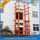 1000 kg Warehouse Cargo Hydraulic Lift Table with Anti Slip Safety Device