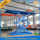 China 3T 4.5M Hydraulic Mini Vehicle Scissor Car Lift Auto Lift For Parking factory