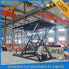 Good Quality Stationary Hydraulic Scissor Lift & 3.5m Hydraulic Scissor Car Lift / Hydraulic Home Garage CE SGS on sale