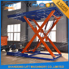 China Auto Electric Hydraulic Scissor Car Lift Rupture Valve CE Approved factory