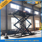 China 2.5T 6M Hydraulic Scissor Car Lift Heavy Duty Scissor Truck Lift factory