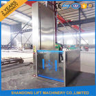 China 1m - 10m Vertical wheelchair lift Outdoor hydraulic wheelchair lift company