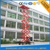 China Hydraulic Mobile Platform Lift Small Electric Scissor Lift SGS BV factory