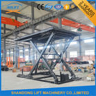 China 3M Super Steady Small Car Lift Scissor Used Car Hoist Lift With CE factory