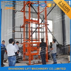 Warehouse Vertical Hydraulic Elevator Lift
