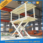 Good Quality Stationary Hydraulic Scissor Lift & Small home lift ever eternal car lift used car lifts , automated car parking system on sale