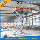 Good Quality Stationary Hydraulic Scissor Lift & CE TUV1.5T 3.5M Warehouse Hydraulic Scissor Lift Scissor Lift Platform for Cargo on sale
