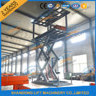 5T 5.36M Double Platform Scissor Car Lift for Villa In-ground Car Lift for House