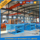 3T 5M Warehouse Cargo Lift Material Loading Hydraulic Scissor Lift Platform
