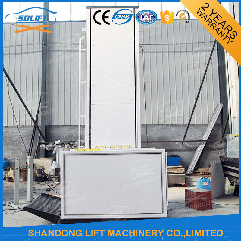 Wheelchair Lift 7m 250kg Disabled Home Wheelchair Lifts for Old People