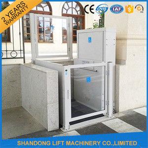 CE Approved Wheelchair Platform Lift Handicapped Platform Lift
