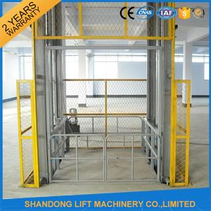 5m Vertical Hydrualic Platform Lift  for Warehouse Cargo Lifting 3 ton Lifting Capacity
