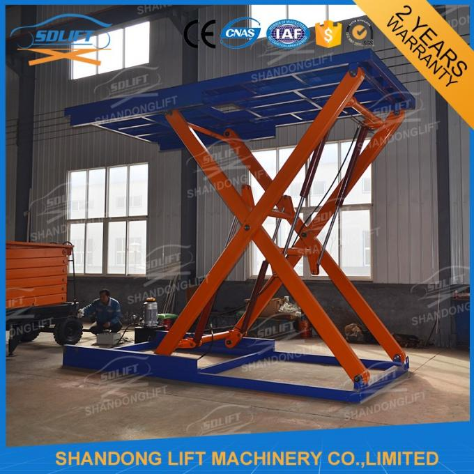 Vertical Parking System Car Mini Lift Residential Pit