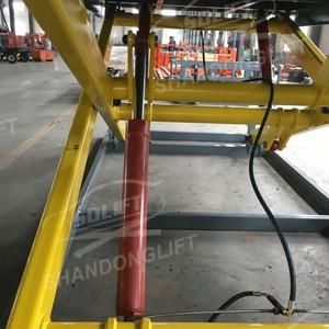 Double Layers Hydraulic Lift Double Parking Car Lift