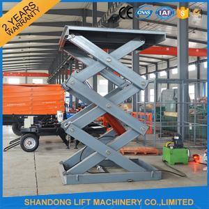 Hydraulic Elevator Warehouse Lift Platform